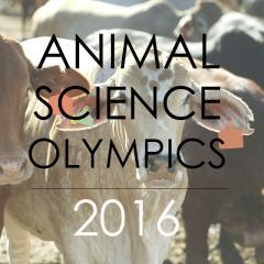 Animal Science Olympics 2016
