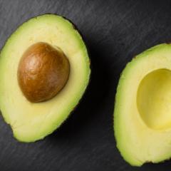 The naked avocado