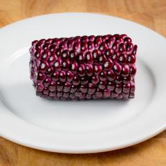 Purple sweet corn - naturally nutritious!