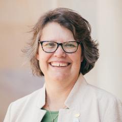 Professor Christine Beveridge