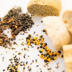 wattle seed bread